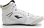 Боксерки Everlast Low-Top Competition 10,5 белый 501 10,5 WH